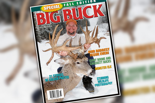 Big Buck Magazine Past Issues