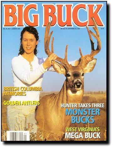 Big Buck Magazine - Past Issues