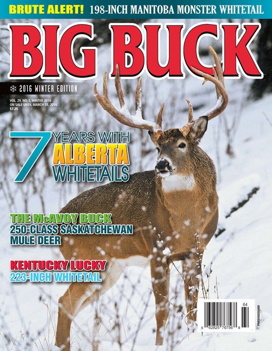 Big Buck Magazine Past Issues